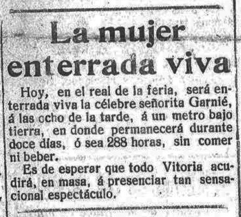 (24-07-1918) La Libertad (La mujer enterrada viva)